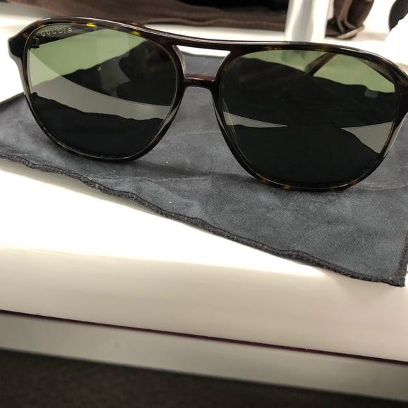fa5b5b563ee9b Gucci Other - Gucci sunglasses men s
